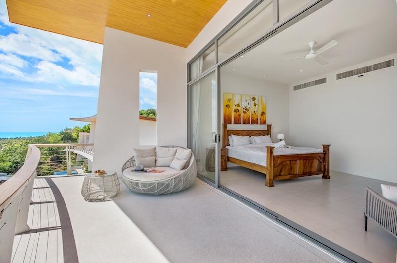 Villa Blue Ridge Seating Area | Bophut, Koh Samui