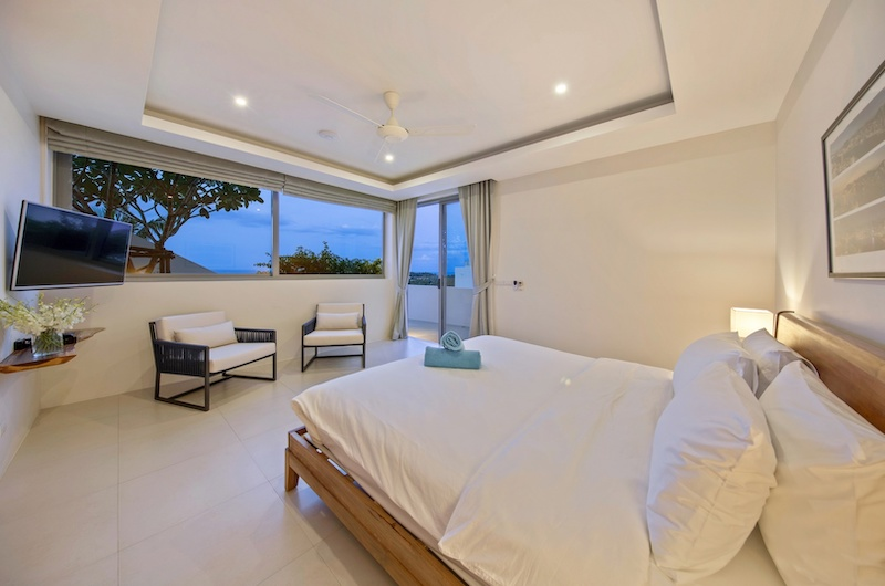 Villa Blue Ridge Bedroom | Bophut, Koh Samui