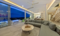 Villa Blue Ridge Living Room | Bophut, Koh Samui
