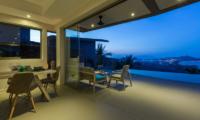Villa Lanta Open Plan Living Area | Chaweng, Koh Samui