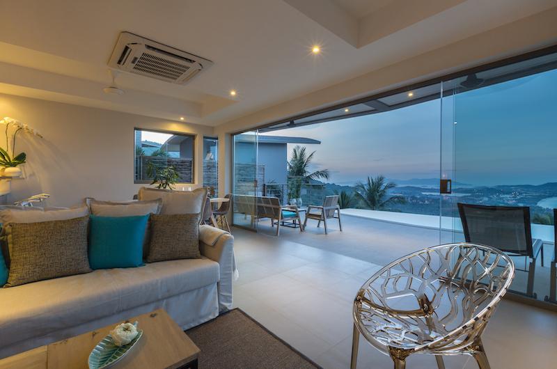 Villa Lanta Living Area | Chaweng, Koh Samui