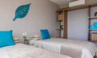 Villa Lipe Twin Bedroom | Chaweng, Koh Samui