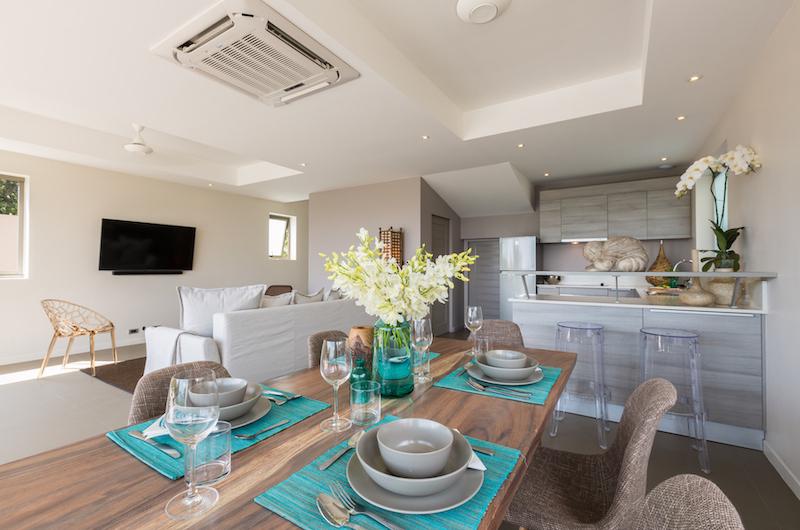 Villa Lipe Dining Room | Chaweng, Koh Samui