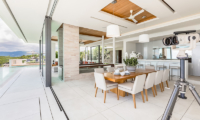 Villa Natha Dining Area | Choeng Mon, Koh Samui