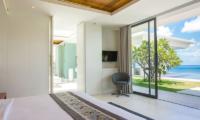Villa Natha Bedroom with Seating | Choeng Mon, Koh Samui