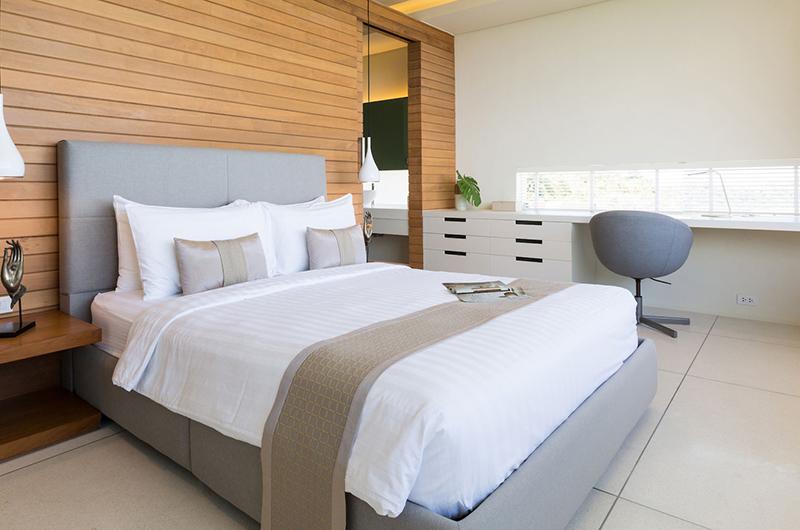 Villa Natha Bedroom Side | Choeng Mon, Koh Samui