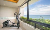 Villa Natha Gym with View | Choeng Mon, Koh Samui