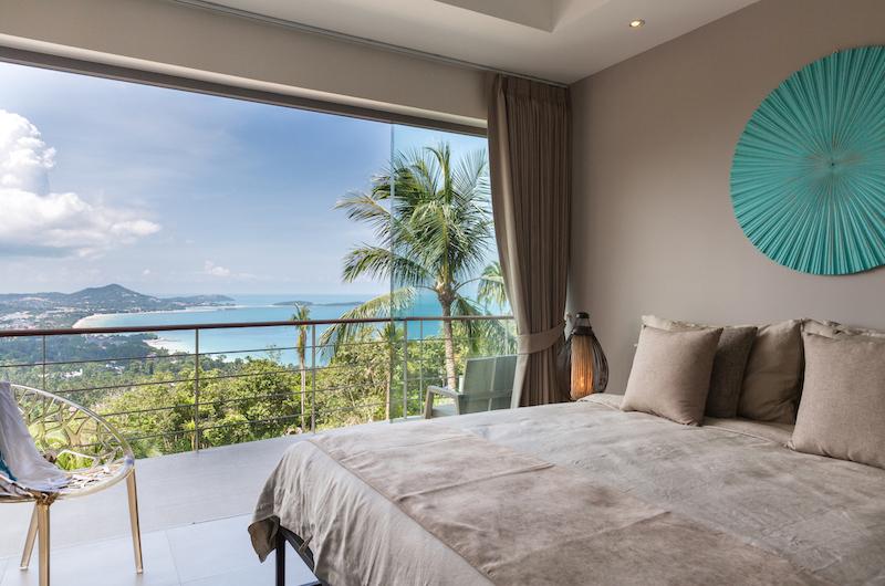 Villa Nuea Bedroom | Chaweng, Koh Samui