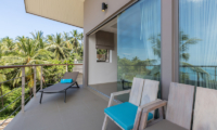 Villa Nuea Balcony | Chaweng, Koh Samui