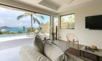Villa Nuea Living Area | Chaweng, Koh Samui