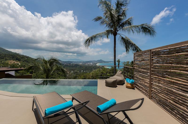 Villa Nuea Pool Area | Chaweng, Koh Samui