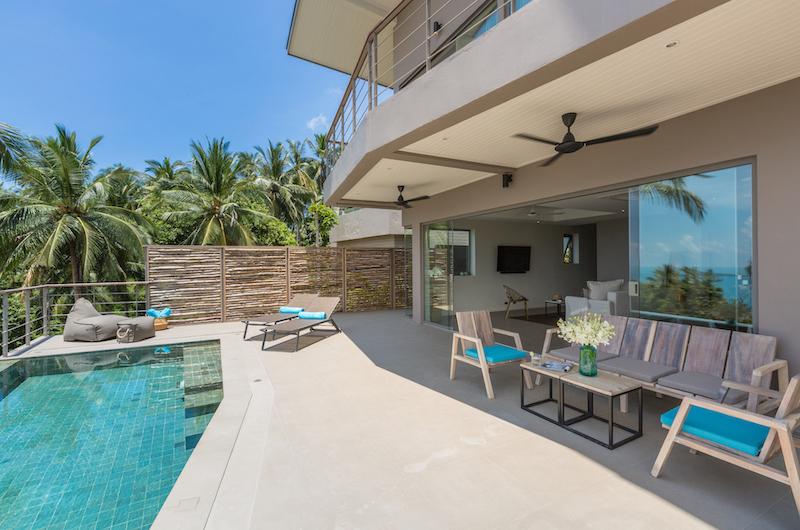 Villa Nuea Pool Side | Chaweng, Koh Samui