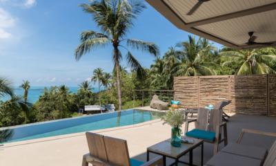 Villa Nuea Seating | Chaweng, Koh Samui