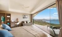 Villa Poda Bedroom with Seating | Chaweng, Koh Samui