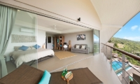 Villa Poda Bedroom with Balcony | Chaweng, Koh Samui