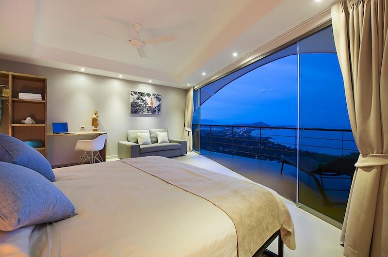 Villa Poda Bedroom Area | Chaweng, Koh Samui