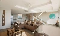 Villa Tao Living Area | Chaweng, Koh Samui