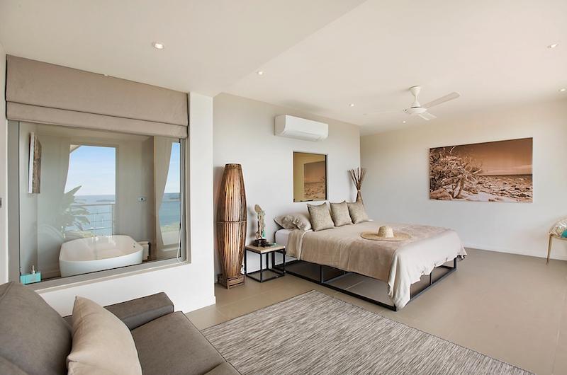 Villa Tao Bedroom Area | Chaweng, Koh Samui