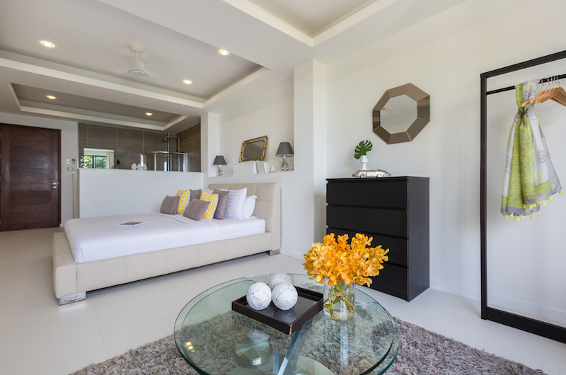 Villa Vista Azul Bedroom   Chaweng, Koh Samui