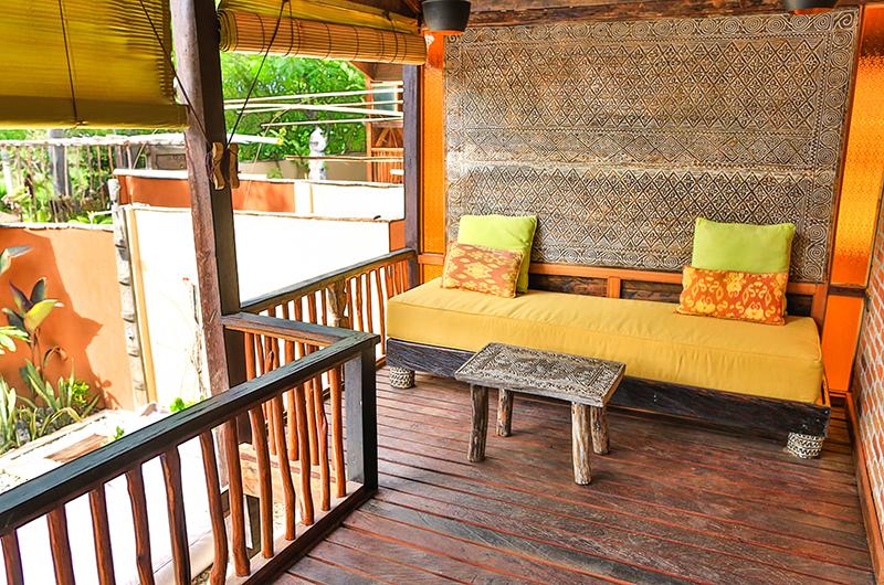 Apalagi Villas Signature Villa Seating | Gili Air, Lombok