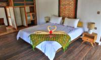 Apalagi Villas Deluxe Villa Bedroom | Gili Air, Lombok