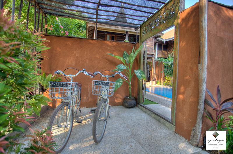Apalagi Villas Bicycle | Gili Air, Lombok