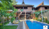 Apalagi Villas Deluxe Villa Pool | Gili Air, Lombok