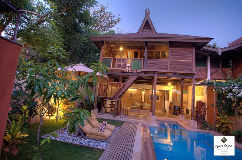 Apalagi Villas Deluxe Villa Exterior | Gili Air, Lombok