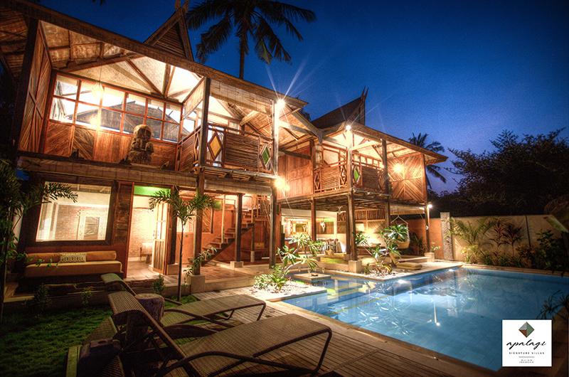 Apalagi Villas Three Bedroom Pool | Gili Air, Lombok