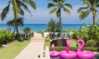 Natai Villa A Beach Entrance | Natai, Phang Nga