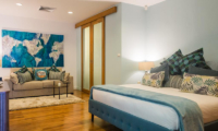 Natai Villa A Bedroom Area | Natai, Phang Nga