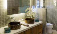 Natai Villa A Bathroom | Natai, Phang Nga