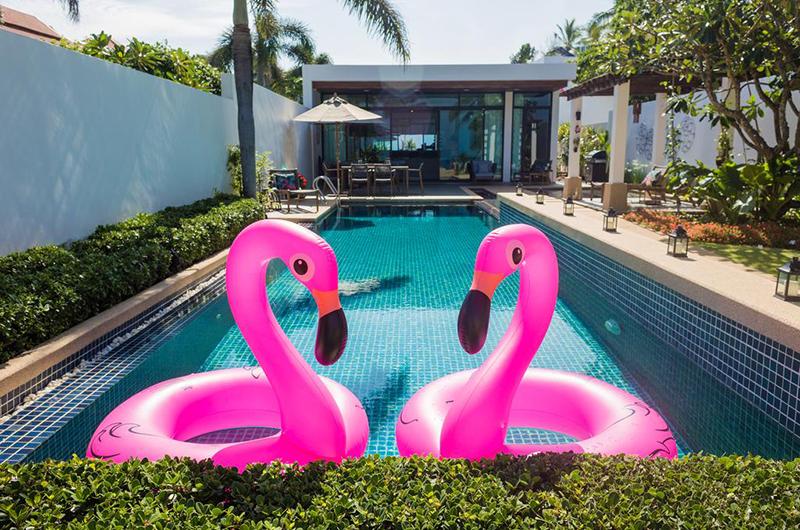 Natai Villa A Pool Area | Natai, Phang Nga