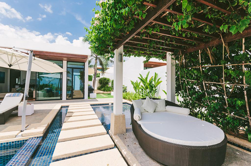 Natai Villa B Lounge | Natai, Phang Nga