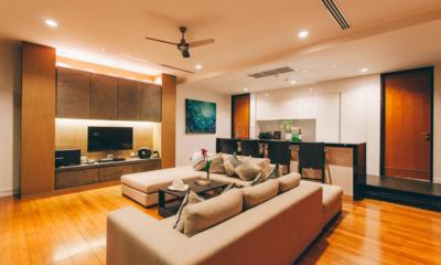 Natai Villa B Living Area | Natai, Phang Nga