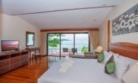 Villa Balie Bedroom with Balcony | Patong, Phuket