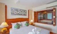 Villa Balie Spacious Bedroom with Lamps | Patong, Phuket