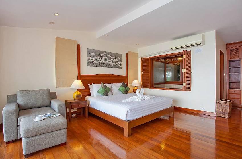 Villa Balie Spacious Bedroom with Seating | Patong, Phuket