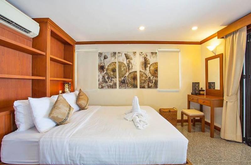 Villa Balie Bedroom | Patong, Phuket