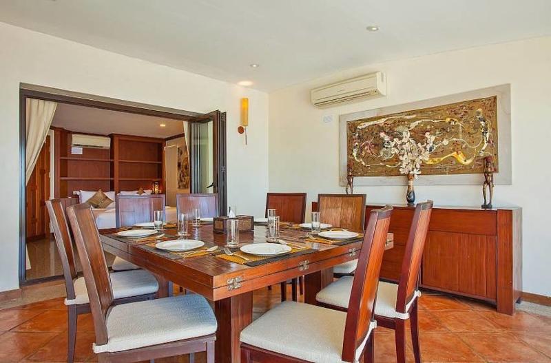 Villa Balie Dining Area | Patong, Phuket