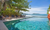 Villa Balie Swimming Pool Area | Patong, Phuket