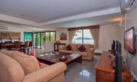 Villa Balie Living Area | Patong, Phuket