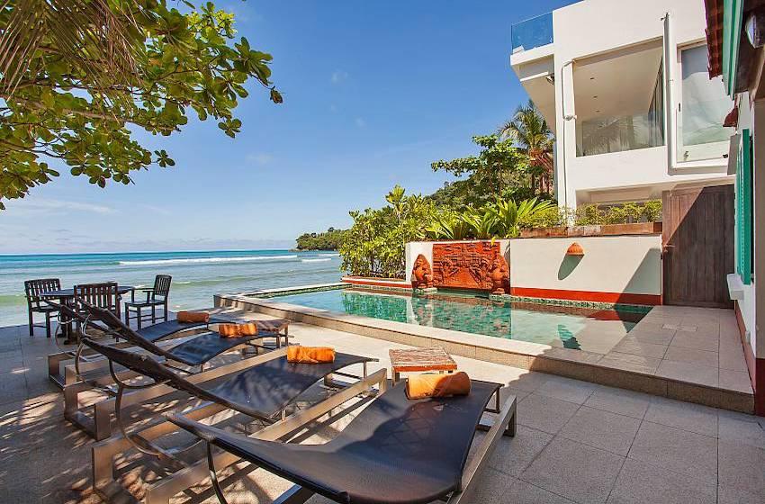 Villa Balie Patong Phuket Thailand