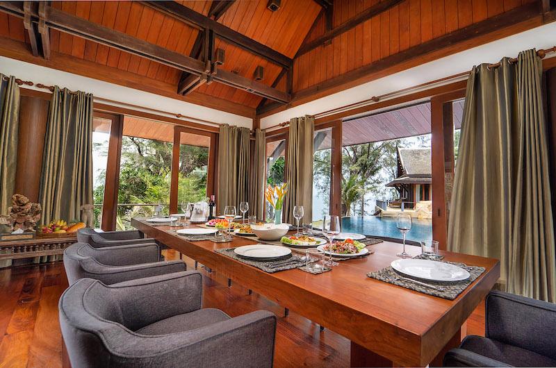 Villa Chada Dining Table   Kamala, Phuket