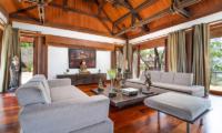Villa Chada Seating Area   Kamala, Phuket