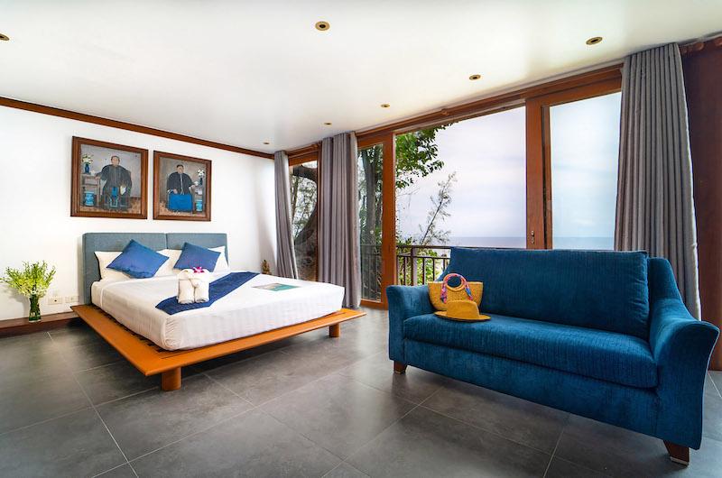 Villa Chada Bedroom One Area   Kamala, Phuket