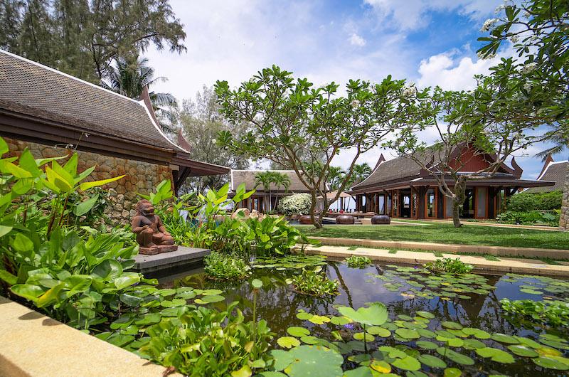 Villa Chada Ponds   Kamala, Phuket