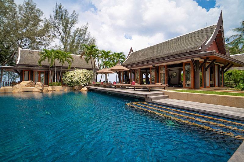 Villa Chada Pool   Kamala, Phuket