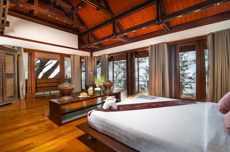 Villa Chada Bedroom Side   Kamala, Phuket