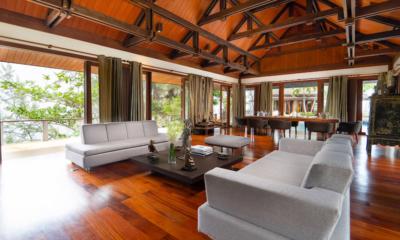 Villa Chada Living Area | Kamala, Phuket